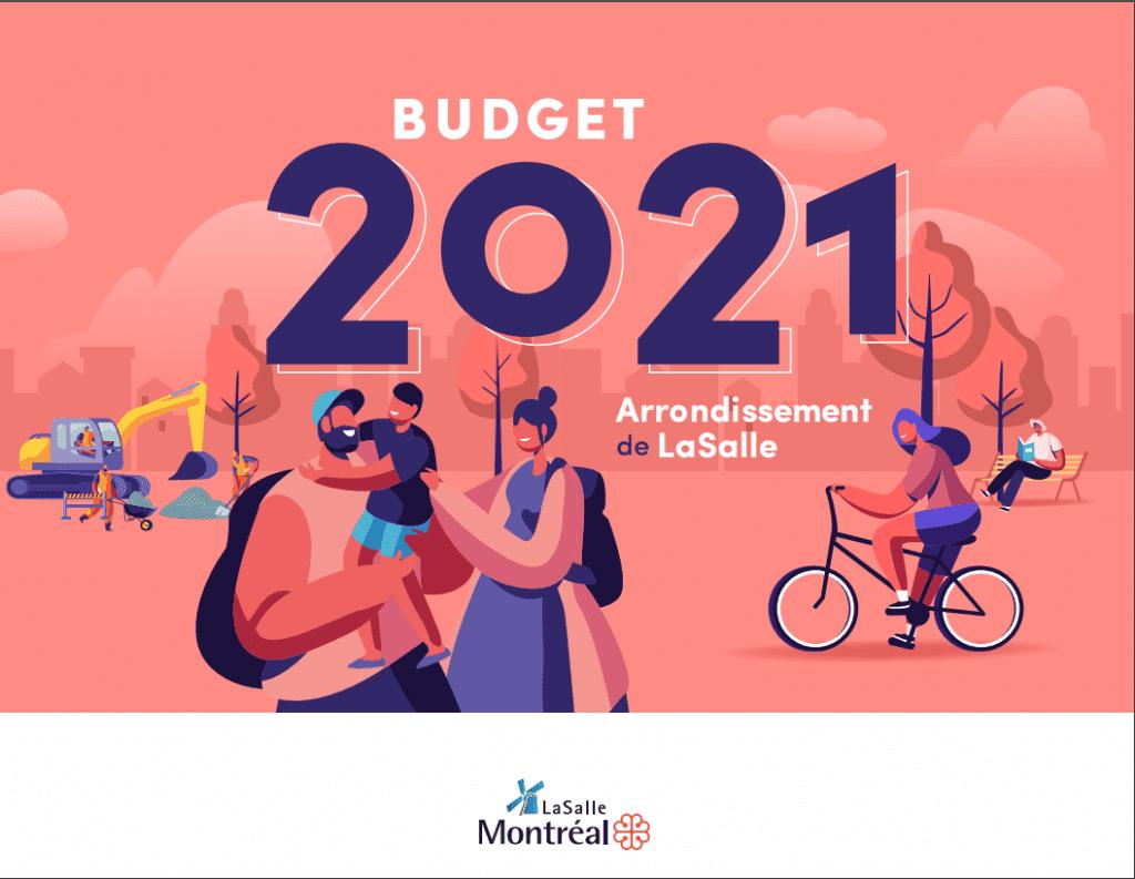 Budget 2021 de l'arrondissement LaSalle