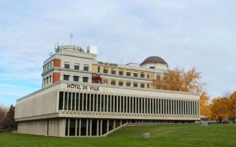 La mairie d'arrondissement de LaSalle