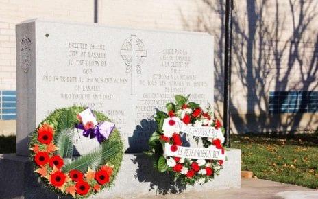 Monument commémoratif de LaSalle