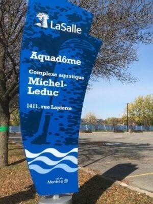 Complexe Michel Leduc - piscine de LaSalle