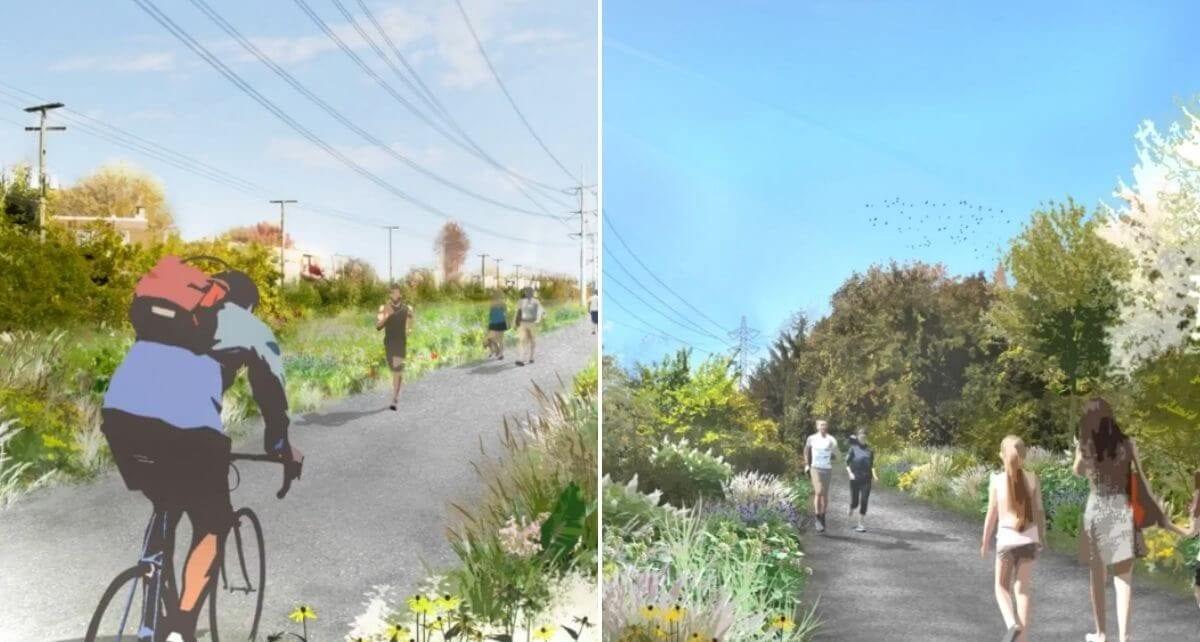 vers un nouveau corridor vert entre LaSalle et Saint-Laurent