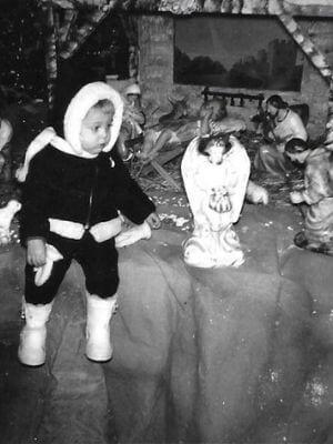 Crèche de Noël (1962)