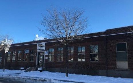 Le Grand-Héron à LaSalle, l'une des 102 écoles du CSSMB