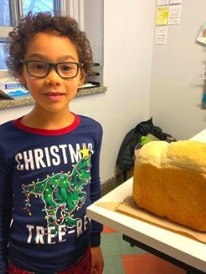 Un pain par jour à l'école