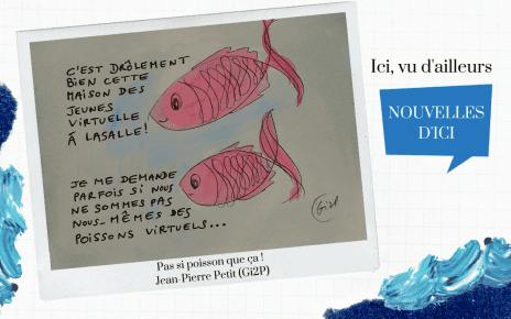 Pas si poisson que ça : LaSSaL, une maison des jeunes virtuelle