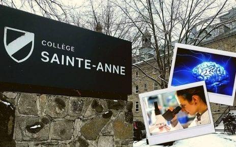 programme SCIMATIC du Collège Sainte-Anne