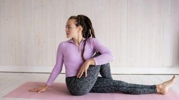 pause de yoga