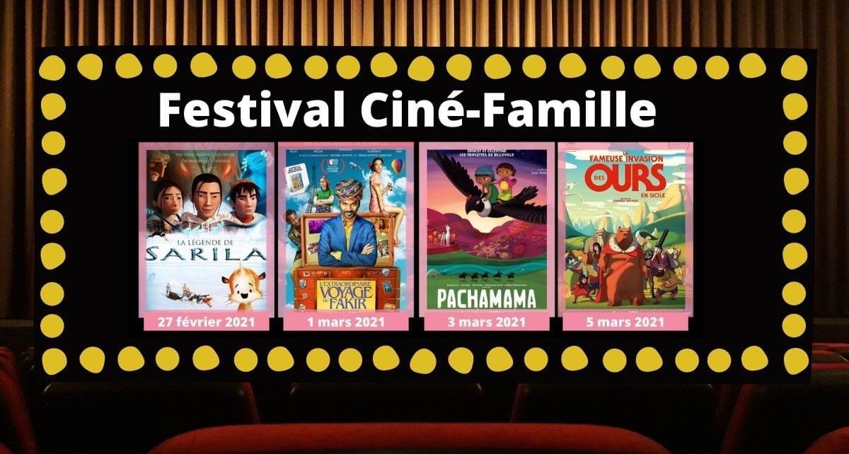 Festival Ciné-Famille