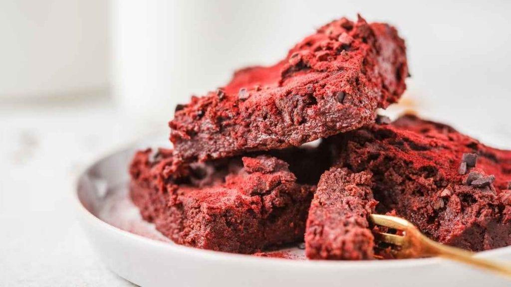 Brownie choco-bettraves