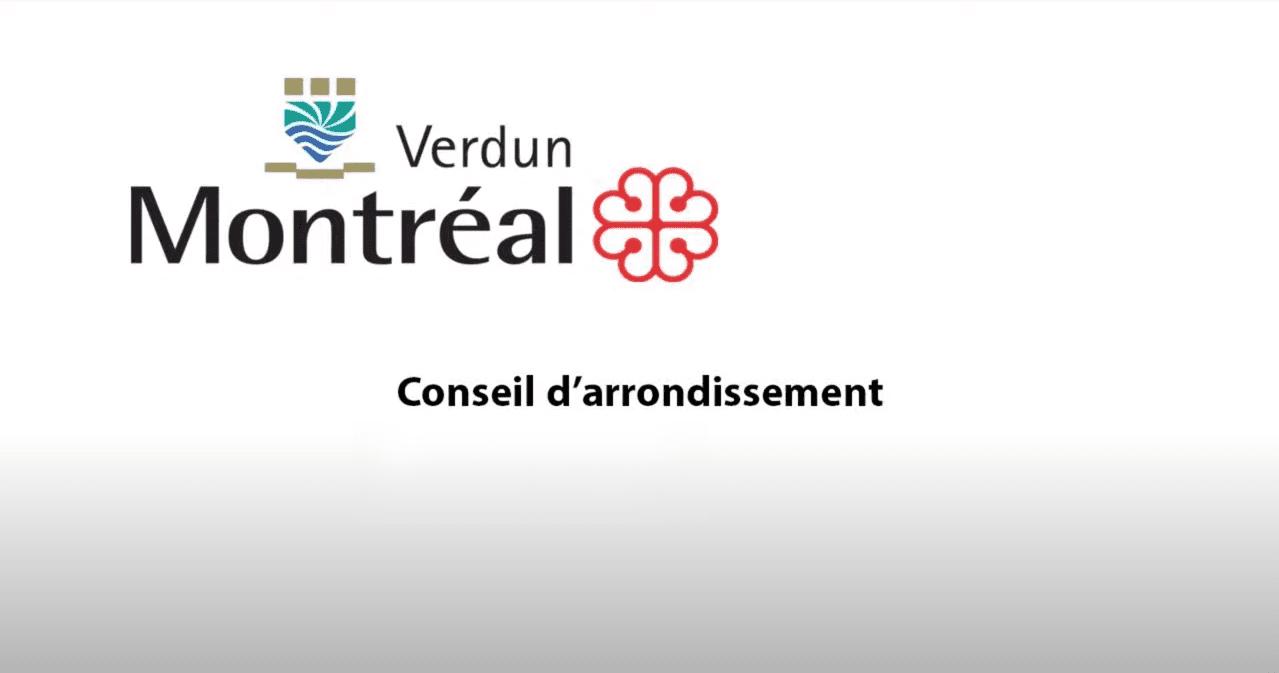 Conseil d'arrondissement de Verdun