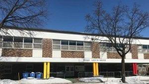 École Levi-Sauvé à Verdun