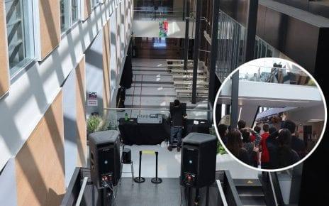 Ambiant 1 : Atrium Saint-Louis