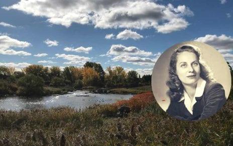 Gabrielle Roy aimait se promener près des berges à LaSalle