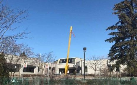 La bibliothèque de LaSalle sera démolie dans sa quasi-totalité