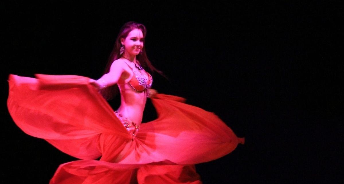 Anastasiia Secondaire en spectacle Cavelier-De LaSalle