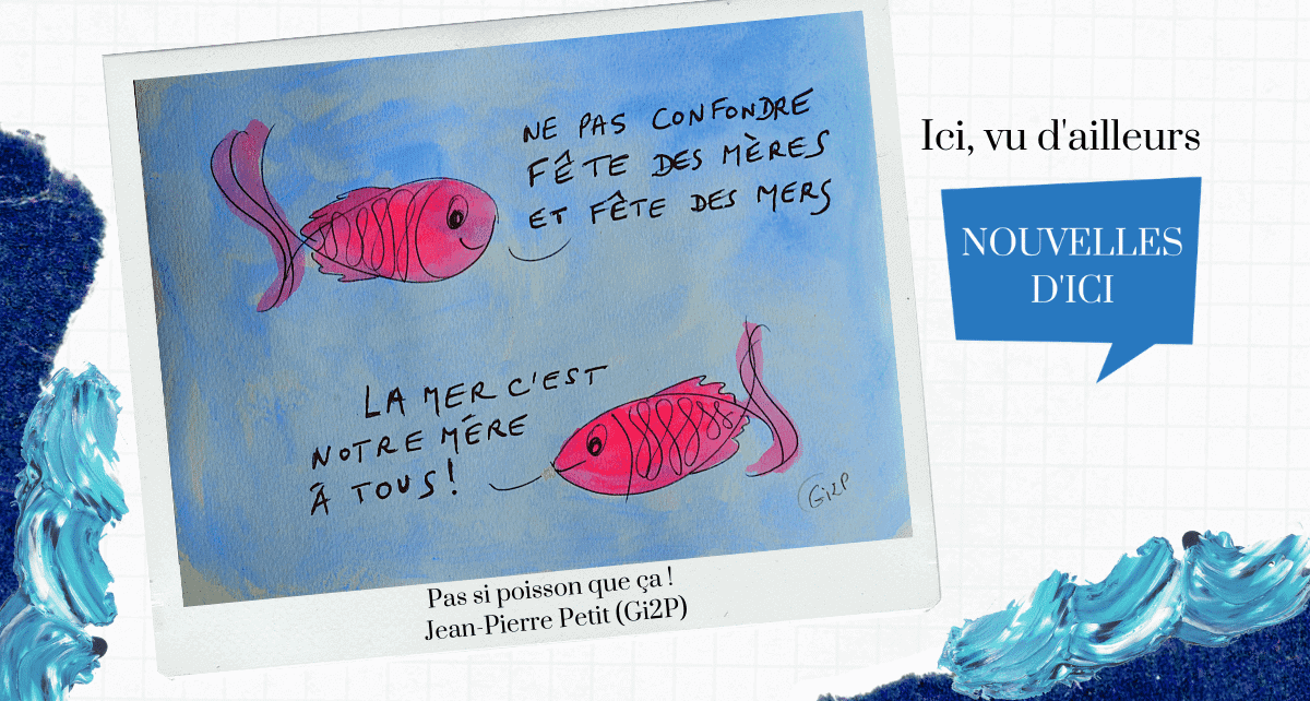 Les poissons de NDI fête la mer