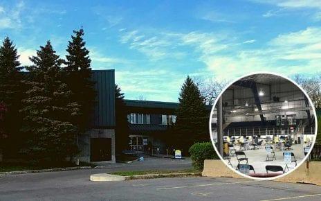 Centre sportif Dollard St-Laurent à LaSalle