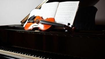 concert de musique classique violon et piano