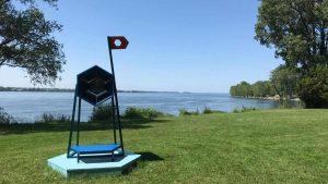 Exposition Souvenirs d'été dans le parc Ranger à Lachine