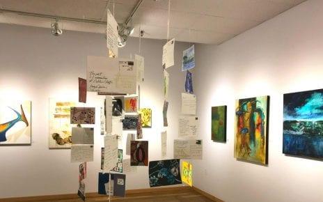 Un printemps émeraude, expo du 40ème anniversaire de l'Association des artistes de LaSalle