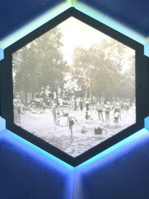 Expo Souvenirs d'été dans le parc Ranger à Lachine : La baignade d'autrefois