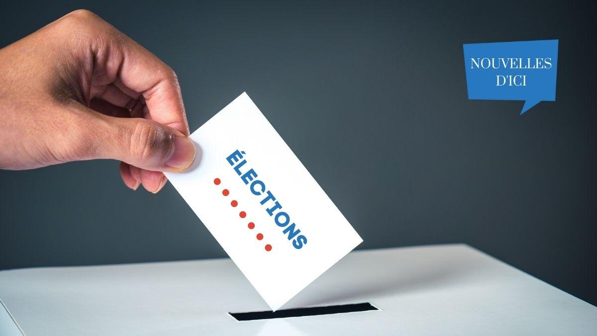 Vote pour les élections municipales de Montréal 2021