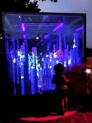 Cube spatial (Marie-Ève Martel) - La Grande Promenade à LaSalle