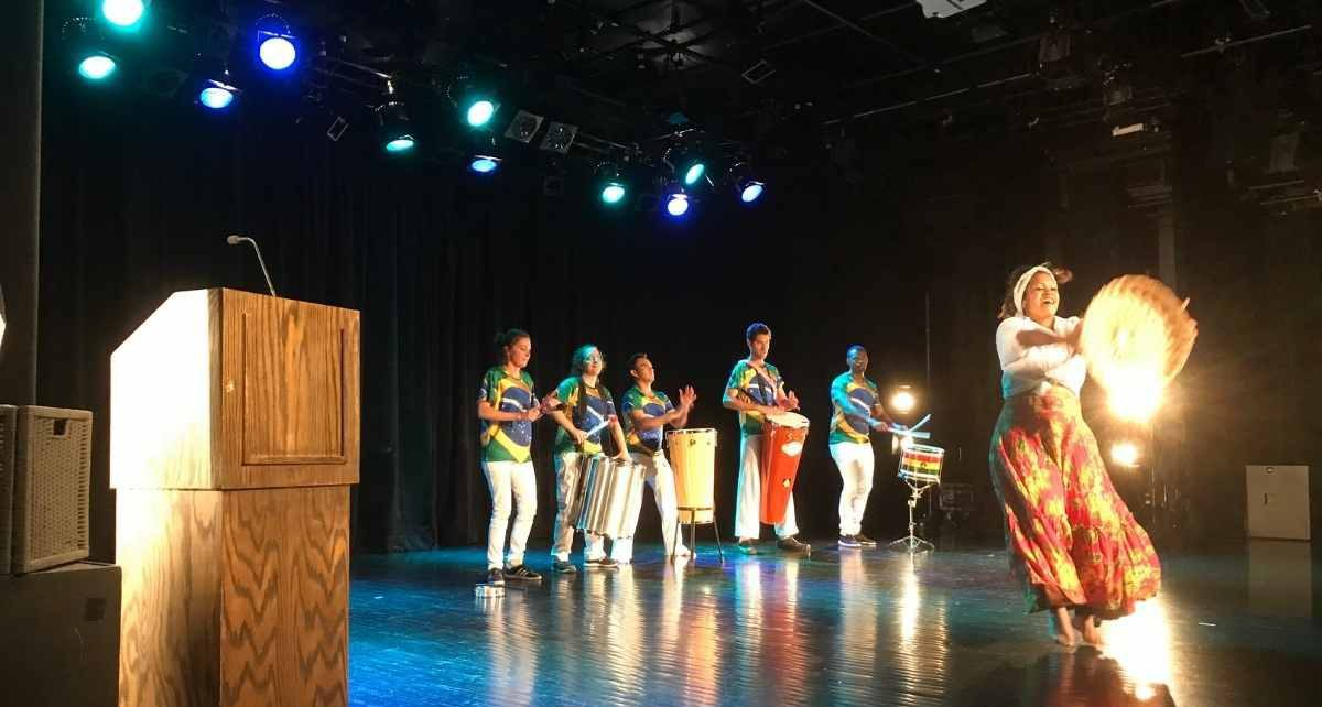 Academia Samba Jeri