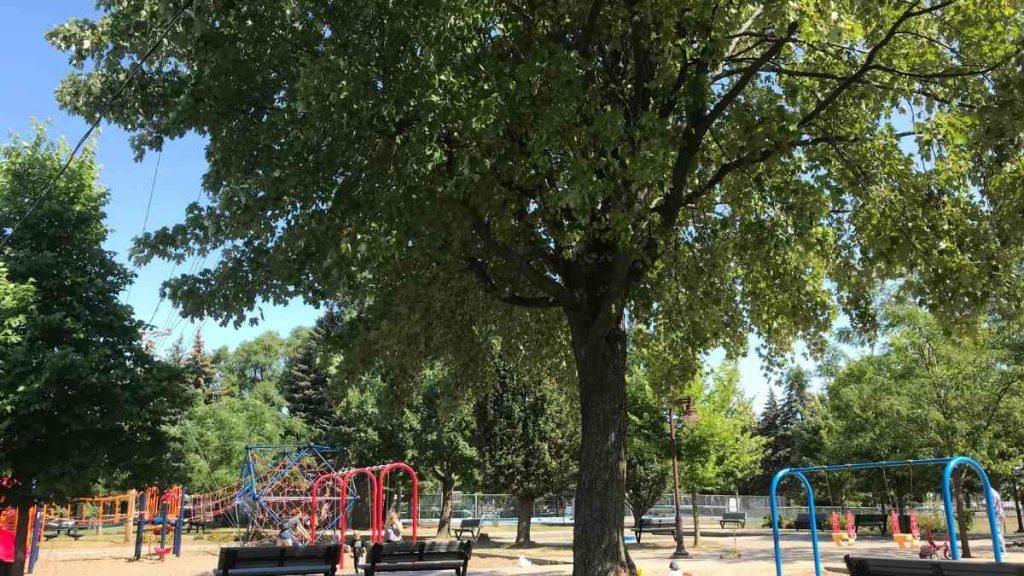 Parc Leroux à LaSalle