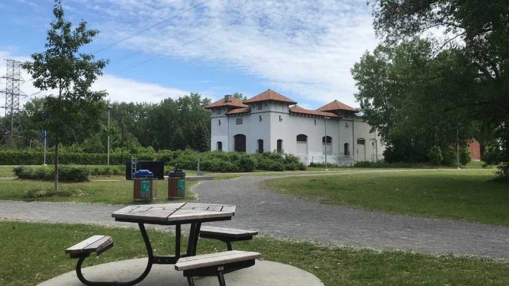 parc Marie-Claire-Kirkland-Casgrain à LaSalle