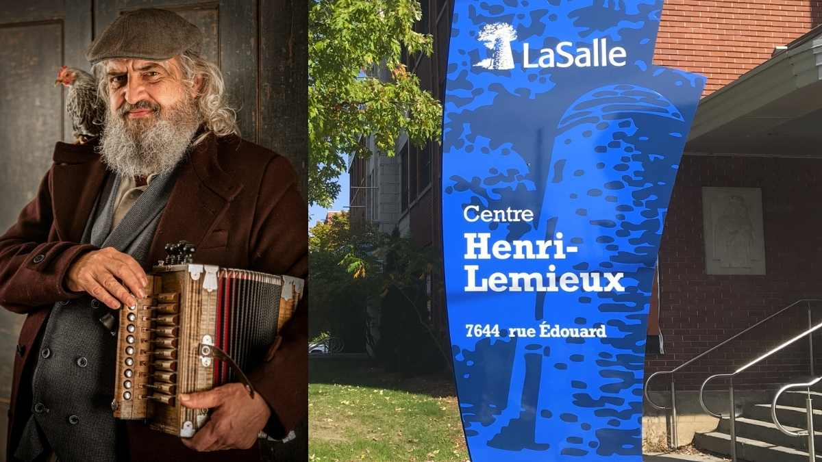 Yves Lambert - Crédit photo : Jean-Charles Labarre & Arr. LaSalle