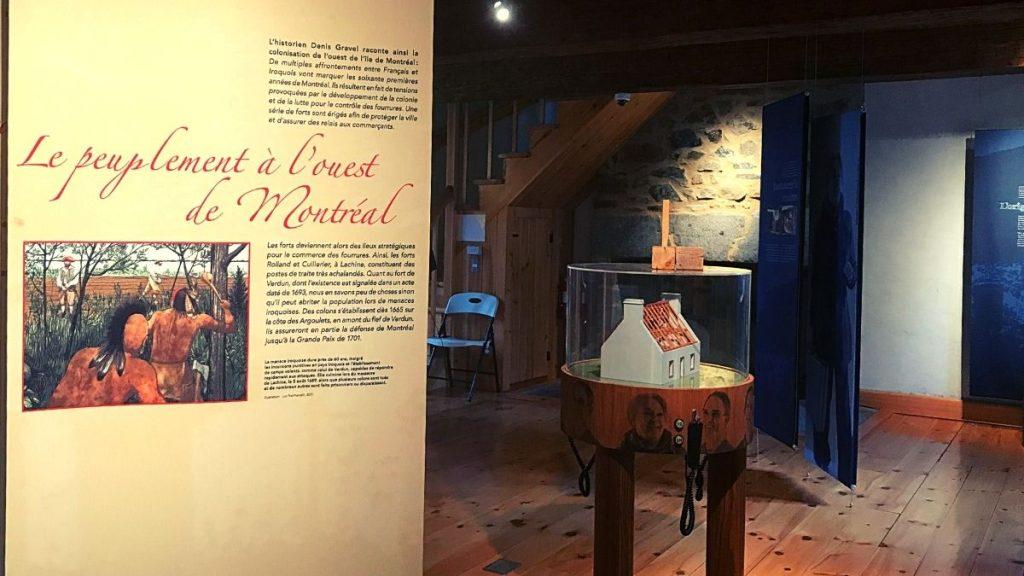 L'exposition permanente de la Maison Nivard-De Saint-Dizier